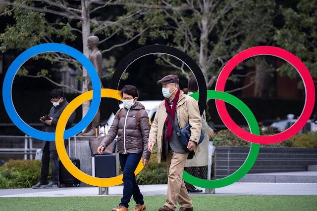 La presión está aumentando para posponer los juegos Olímpicos