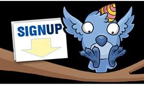 Twitter RSVP Sign Up Graphic