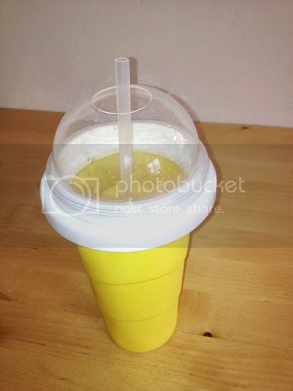 Chill Factor Slushy Cup
