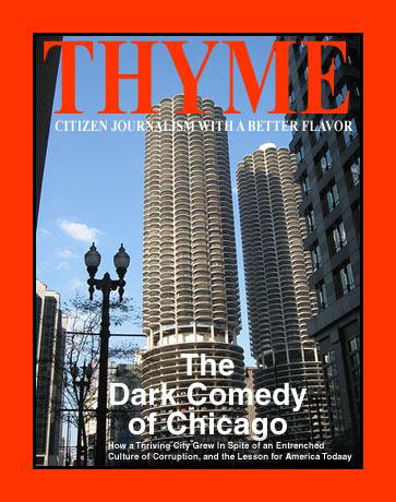 THYME Magazine