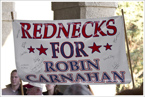 Rednecks For Robin Carnahan