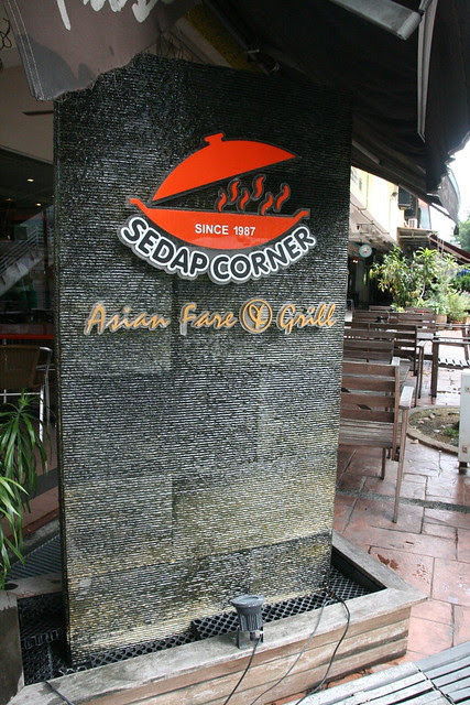 Sedap Corner is at 282 Bedok Road, inside the Simpang Bedok makan enclave
