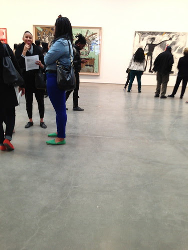 IMG_9At the Jean-Michel Basquiat show, Gagosian Gallery268