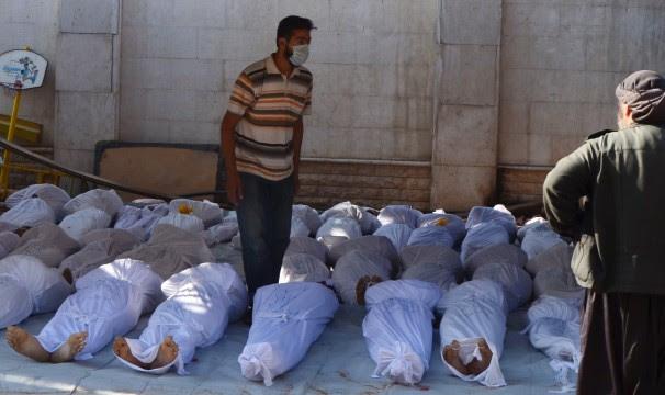 Άνοιξε η πόρτα του φρενοκομείου στη Συρία με… «χημική προβοκάτσια»;