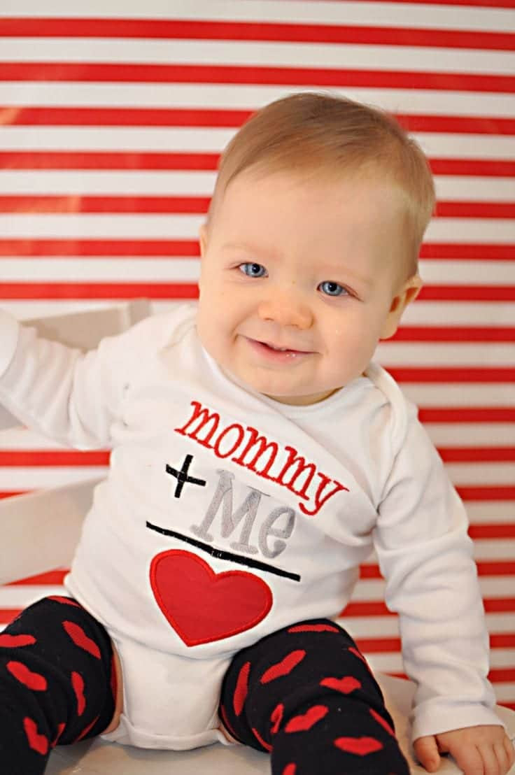 Babies valentine's day Dresses (5)