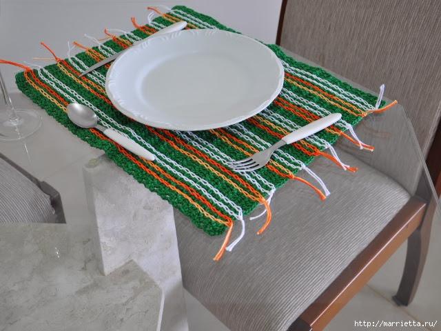 Crochet Napkins for table (3) (640x480, 232Kb)
