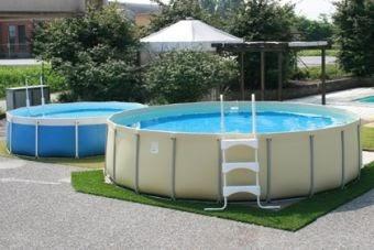 Piscine offerte prezzi offerta piscina fuori terra a 950 euro - Offerte piscine fuori terra ...
