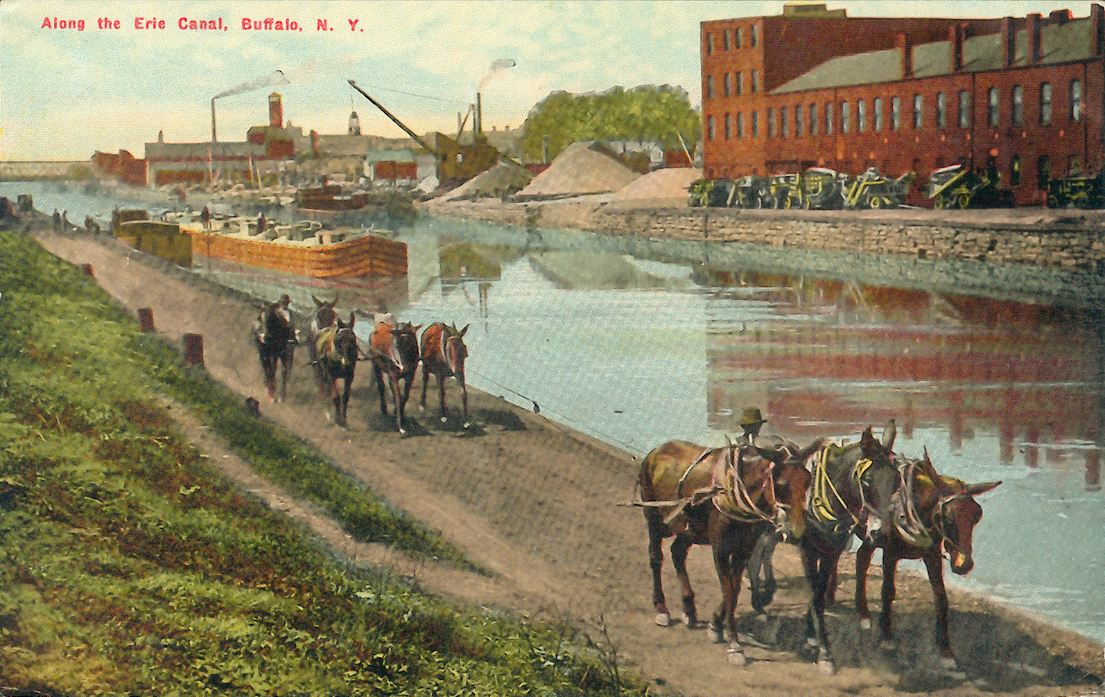 Image result for erie canal