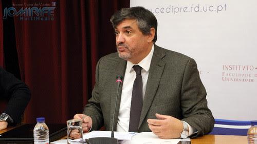 Hugo Lourenço - Presidente da CAAJ