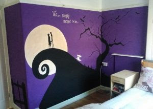 7 Halloween Mural Ideas To Liven Up Your Halloween Party