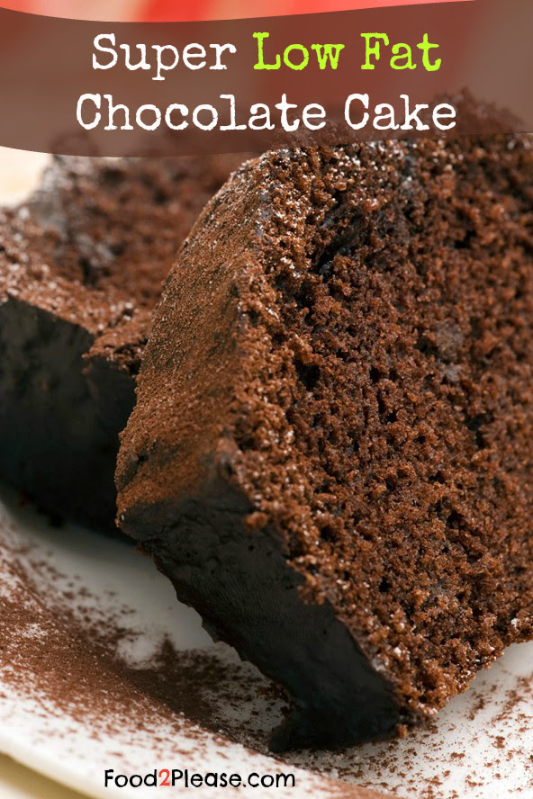 Low Fat Cake Mix Recipe As Seen On Dr Oz | Food 2 Please
