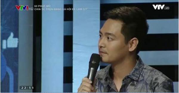 MC Phan Anh, 60 phút mở, Tạ Bích Loan, VTV
