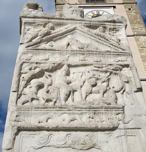 Marcus Valerius Verus 2nd century AD by Anna Amnell