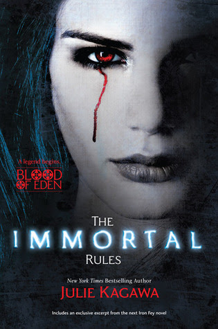 The Immortal Rules - Julie Kagawa - 24th April 2012
