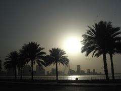 Corniche in Sharjah