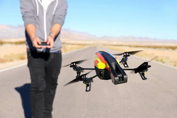 The Beginners Guide To Parrot Ardrone 20 Quadricopter