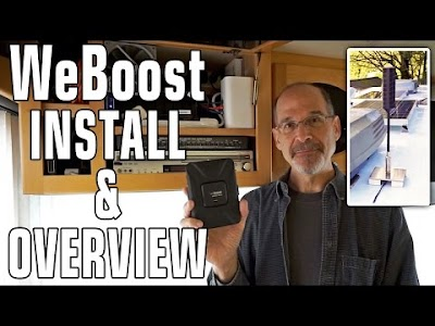 RV Geeks: WeBoost, RV Mattress Giveaway, Zion National Park & More