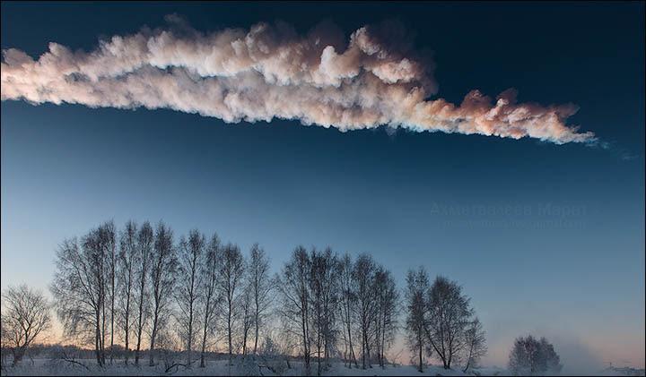 del mondo le foto di meteorite migliori