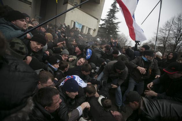 Έλληνες σε κίνδυνο στην Ουκρανία