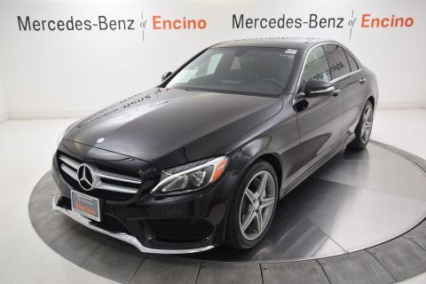 Certified Pre-Owned Vehicles - Los Angeles | Mercedes Benz ...