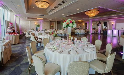 The Oyster Point Hotel Wedding Venue in New Jersey