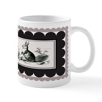 Forest Bunny Mug