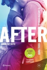 Amor infinito (After IV) Anna Todd