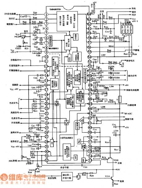 toshiba lcd tv circuit diagram circuit diagram images. Black Bedroom Furniture Sets. Home Design Ideas