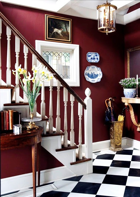 Interior Decorating And Home Design Ideas Pantone S 2015 Color Of The Year 30 Marsala Decor Ideas