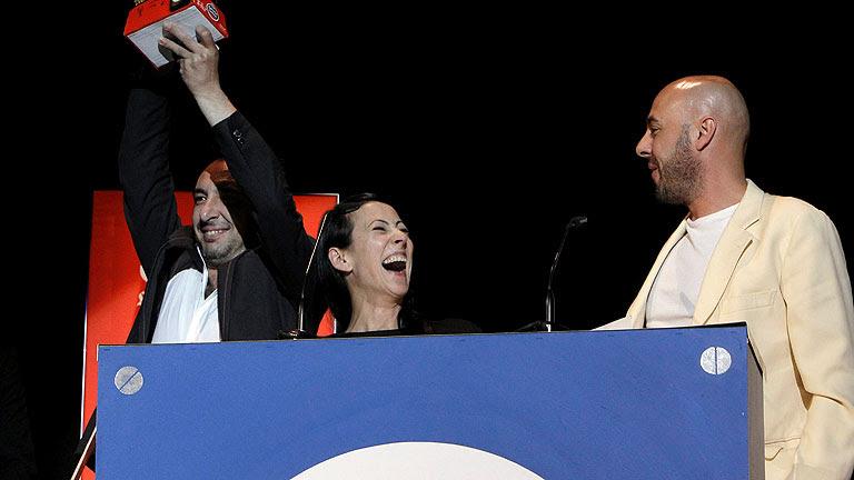 El Columpio Asesino triunfa en los IV Premios de la Música Independiente