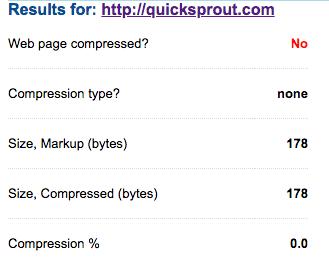 Compression Audits