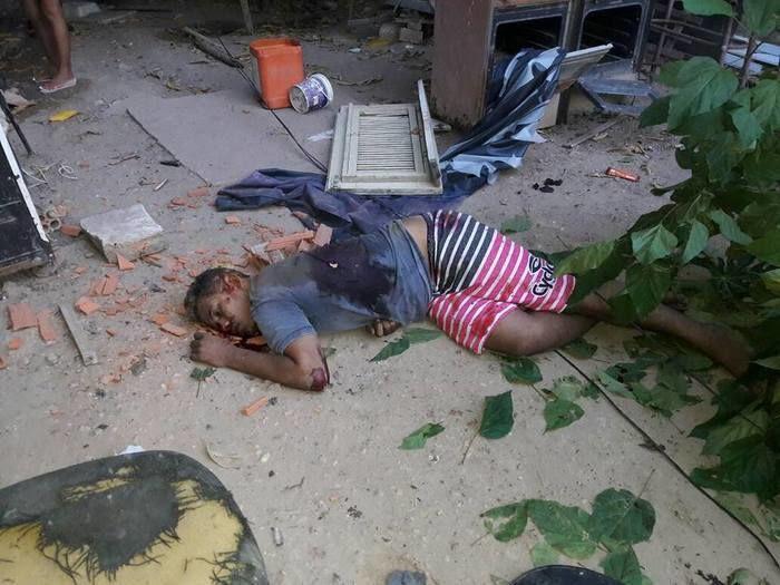 Jovem é assassinado a tiros na zona Norte de Teresina (Crédito: Plantão Policial)