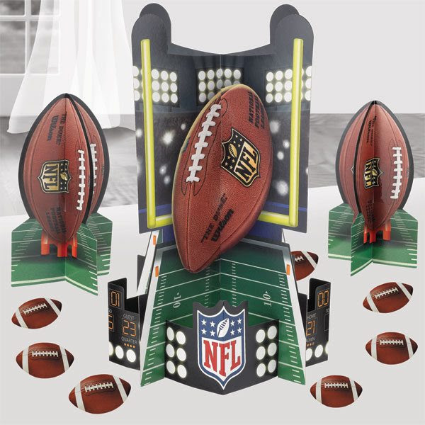 NFL American Football Party Supplies  Fun Party Supplies
