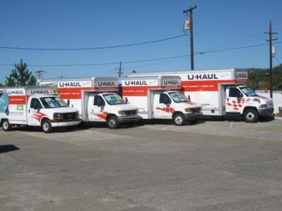 RV Storage Facility «U-Haul Moving & Storage at Bissonnet», reviews and photos
