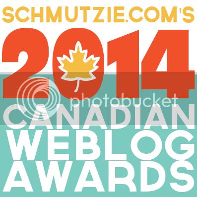 2014 Canadian Weblog Awards