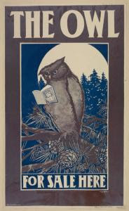 The Owl Digital ID: 1258774. New York Public Library