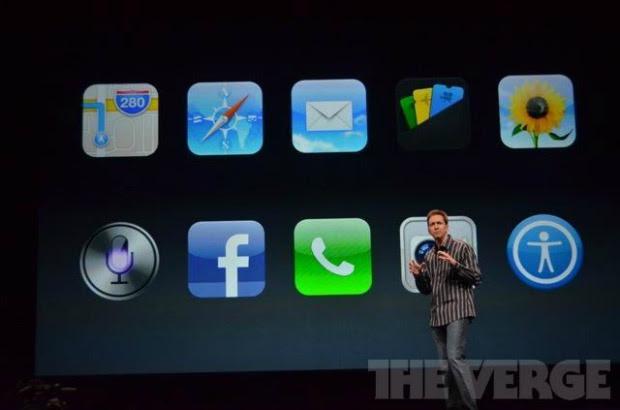 Novo iOS ganhou diversas novas funcionalidades (Foto: The Verge)