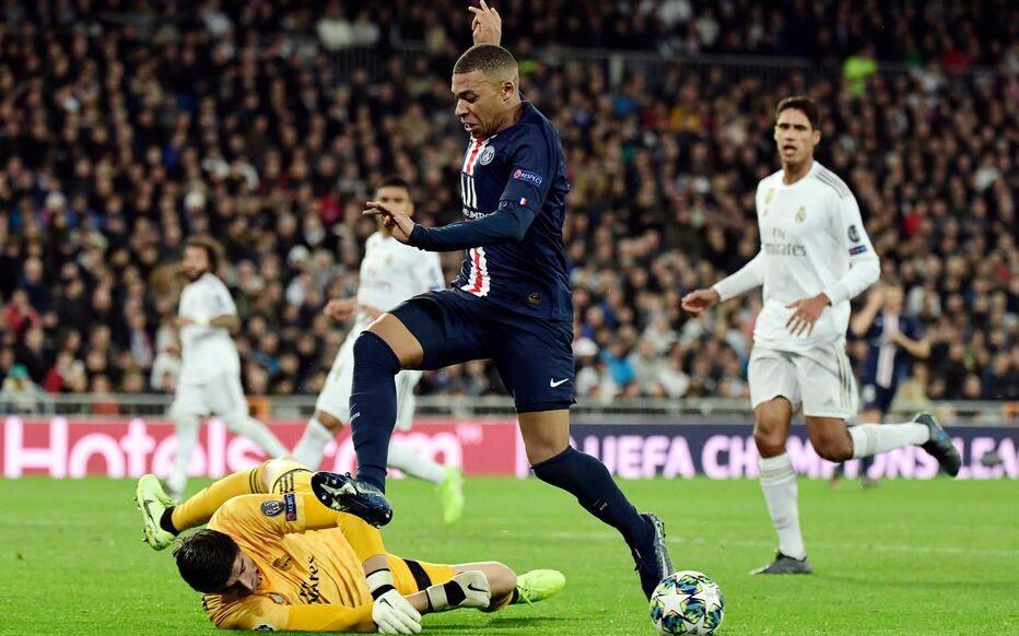 """Résultat de recherche d'images pour """"Real Madrid 2:2 Paris Saint Germain"""""""