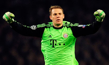 Manuel Neuer Takes Swipe At Ronaldo After Giving Up On