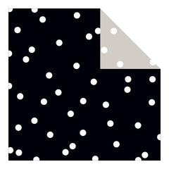 Oreo Sprinkles 12x12 Paper Bella Blvd Scattered Sprinkles