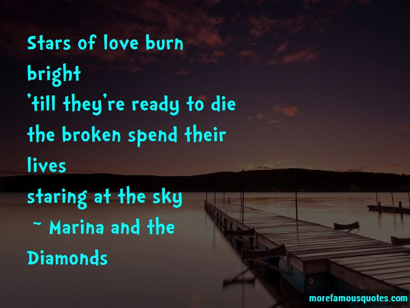 Quotes About Love And Stars In The Sky Top 41 Love And Stars In The
