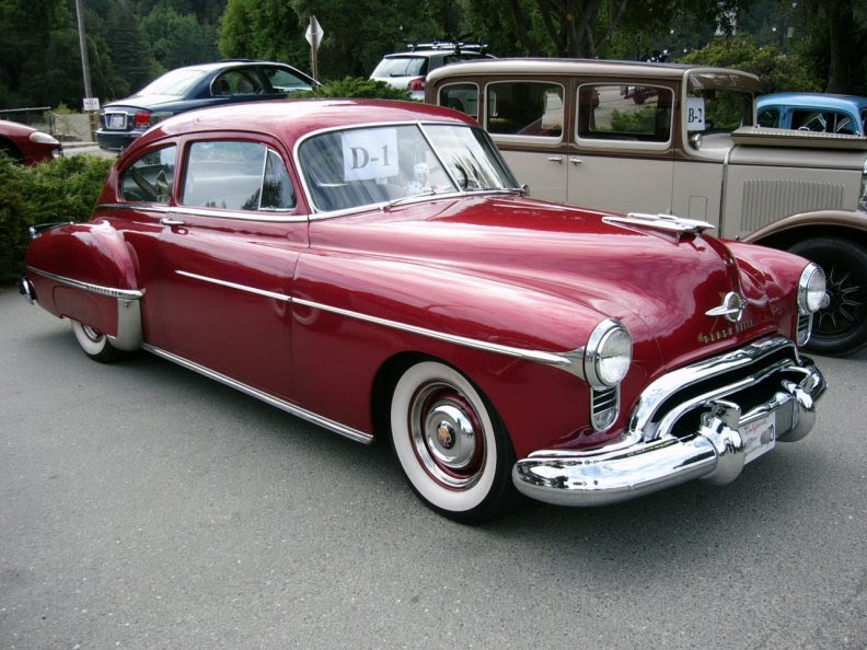 1950 oldsmobile fastback 88 Download HD Wallpapers and ...