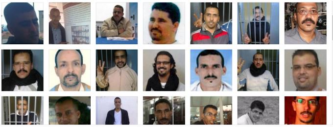 WSRW pide la liberación inmediata de todos los presos de Gdeim Izik.