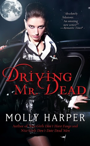 Driving Mr. Dead (Half Moon Hollow, #1)