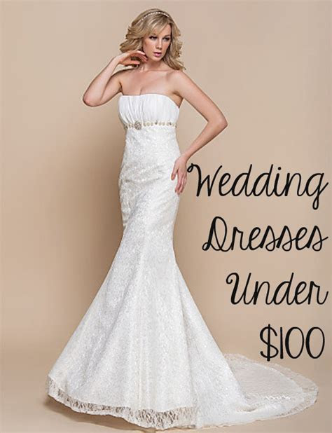 Wedding Dresses Under $100 at Light In The Box