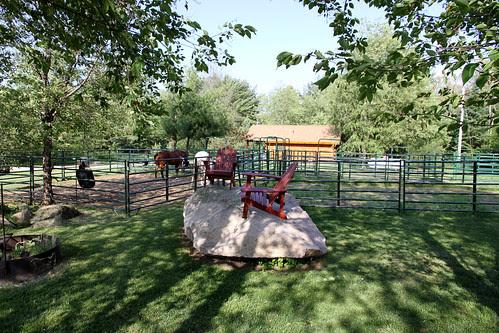 horse lots