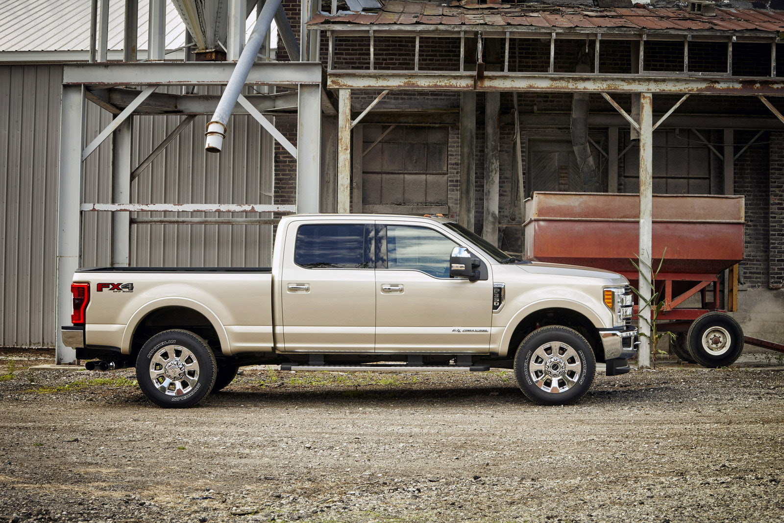 2017 Ford Super Duty picture - doc648421