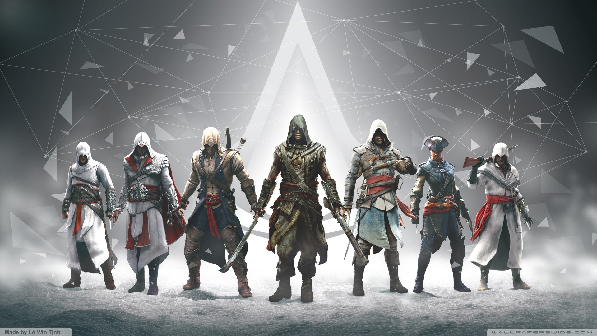 Ultra Hd Assassin Creed Wallpaper 4k