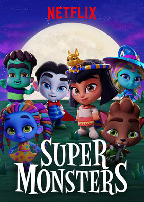 Super Monsters - Season 1