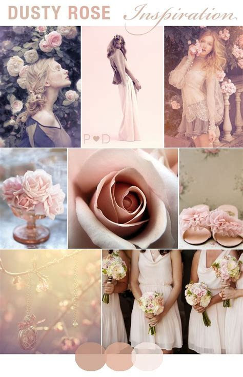 #Dusty #Rose, dusky #pink, #pale pink, #Wedding #